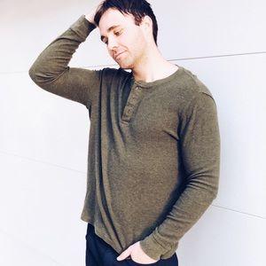 Levi's Olive Sweater